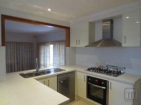 kitchen renovation service melbourn