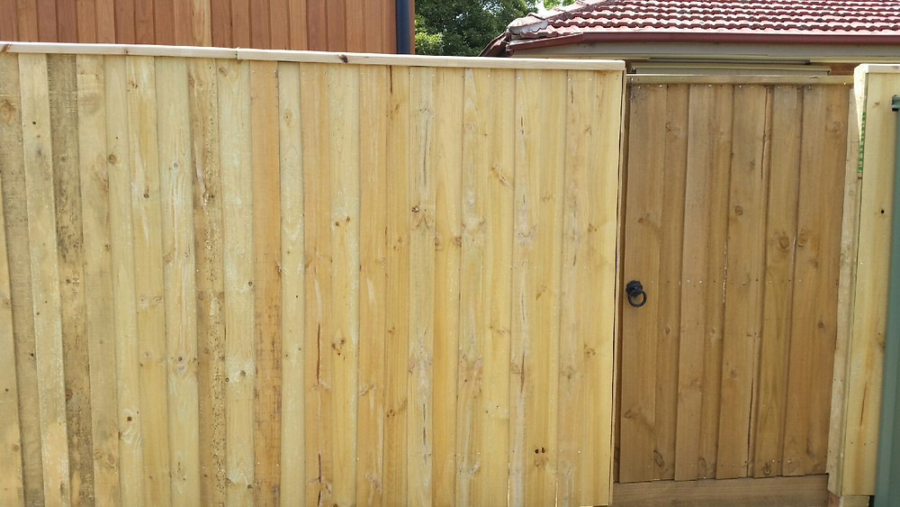 A new gate for access