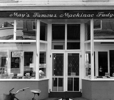 May's Fudge Shop