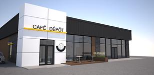 18-004 Cafe Depot