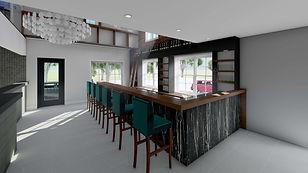 20-019 Restaurant la Grange interieur