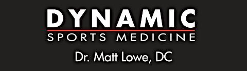 Dynamic Sports Medicine Sponsorship-Bann