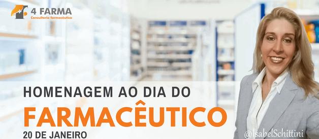 Homenagem ao Dia do Farmacêutico