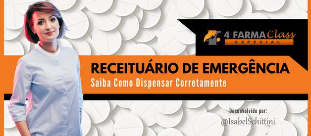 Receituário de Emergência: Saiba como Dispensar Corretamente