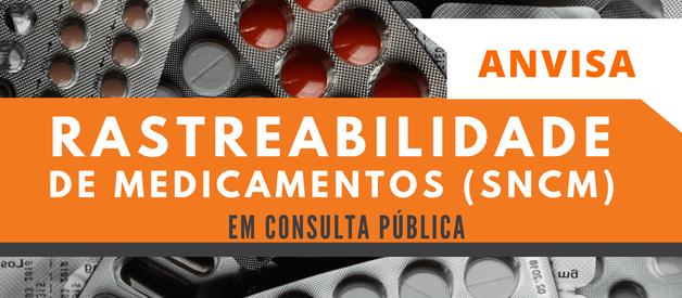 Rastreabilidade de Medicamentos em Consulta Pública