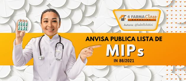 Anvisa publica Lista de Medicamentos Isentos de Prescrição (LMIP)