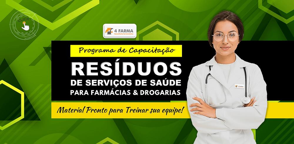 4Farma Consultoria - Para Treinar sua Equipe para Farmácias e Drogarias