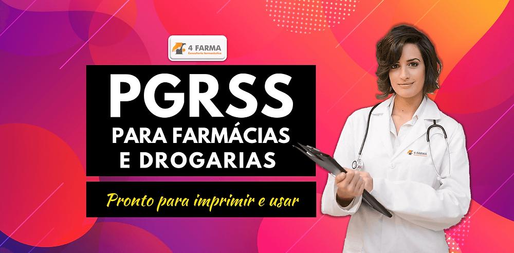 4Farma PGRSS Pronto para Farmácias e Drogarias