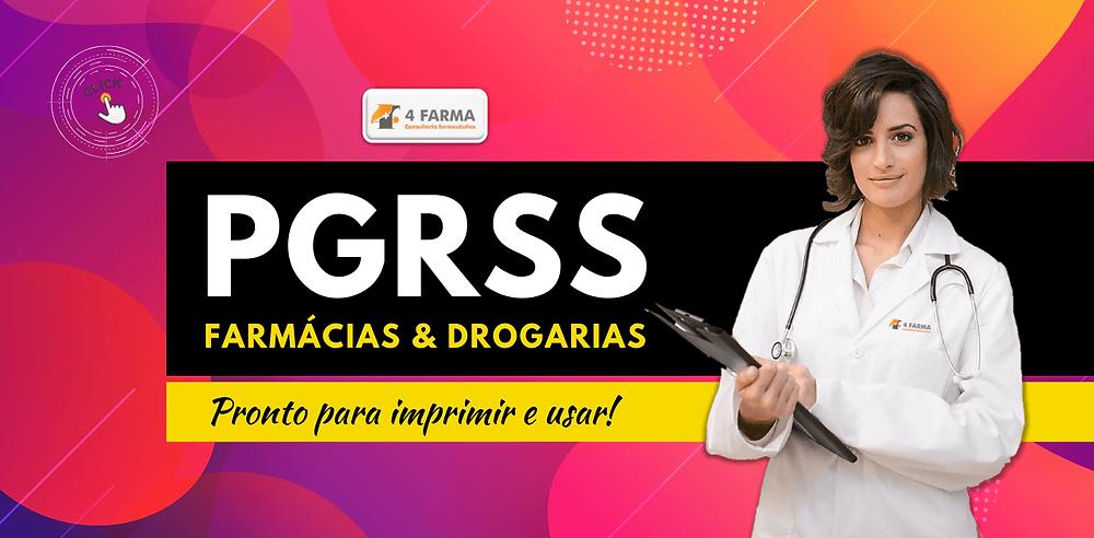4Farma Consultoria - PGRSS pronto para Farmácias e Drogarias