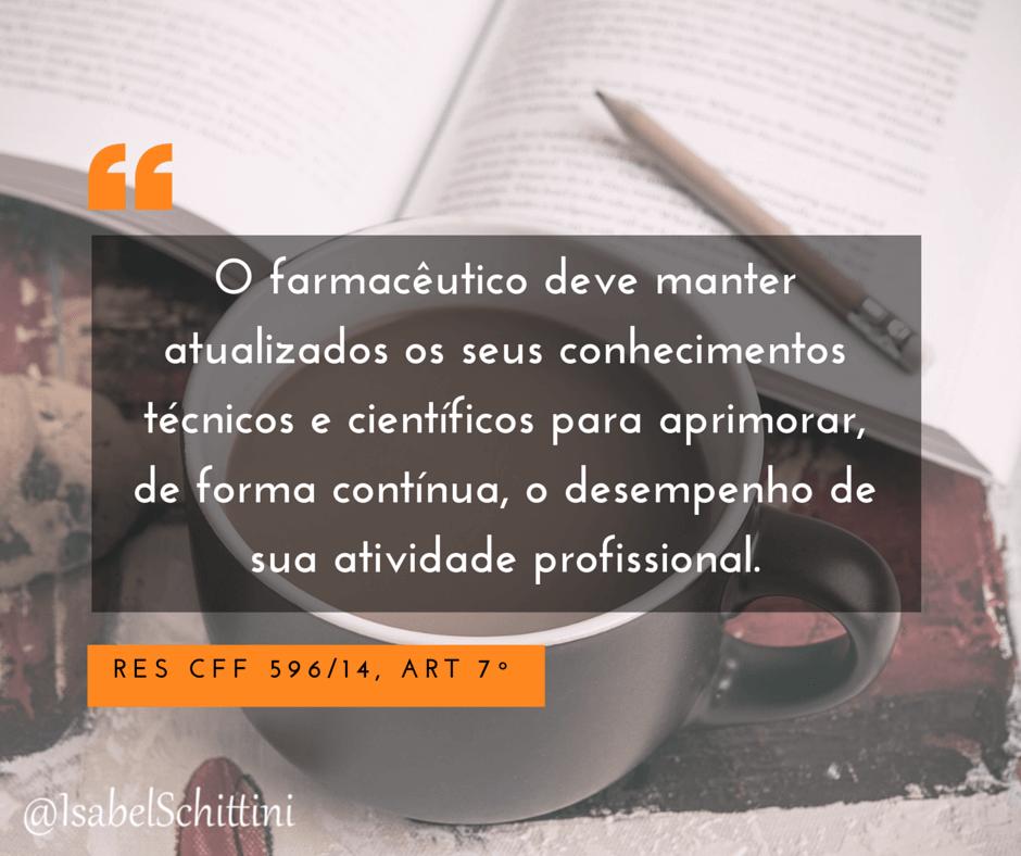 Isabel-Schittini-4Farma-blog-Código de Ética Farmacêutica-Artigo-7º