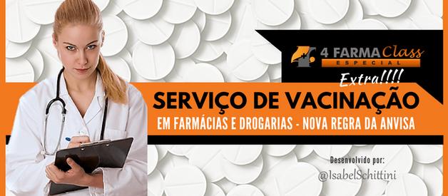 Aplicação de Vacinas em Farmácias: Nova Regra da Anvisa