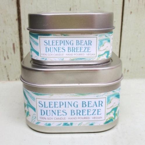 Sleeping Bear Dunes Breeze Soy Candle
