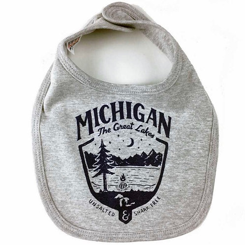 Detroit Shirt Co. Baby Bibs