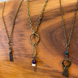 rustic style necklaces