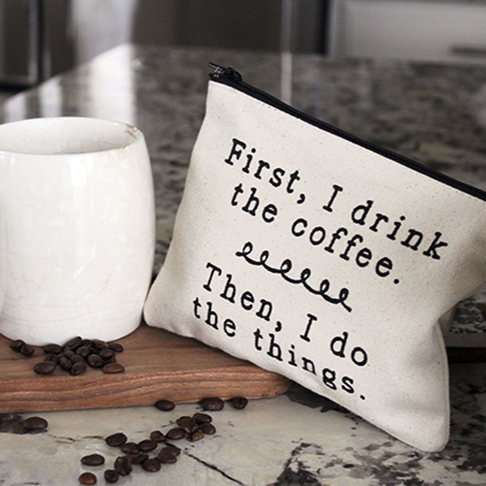 coffee comes first