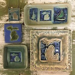 michigan pottery