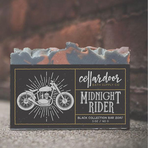 Midnight Rider Bar Soap