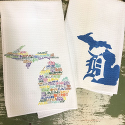 dish towels that celebrate our state
