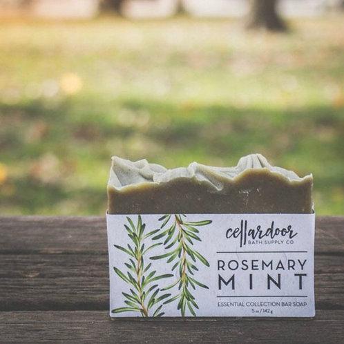 Rosemary Mint Bar Soap