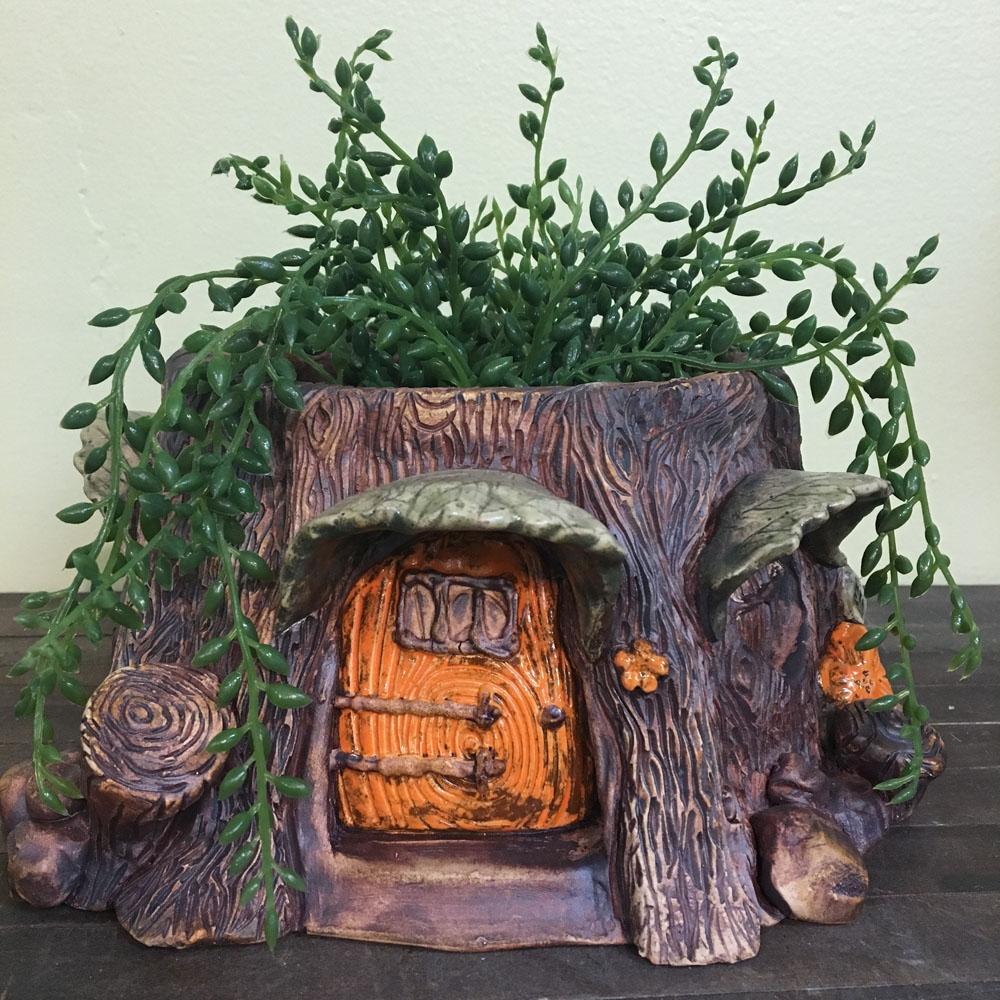 a little magical planter