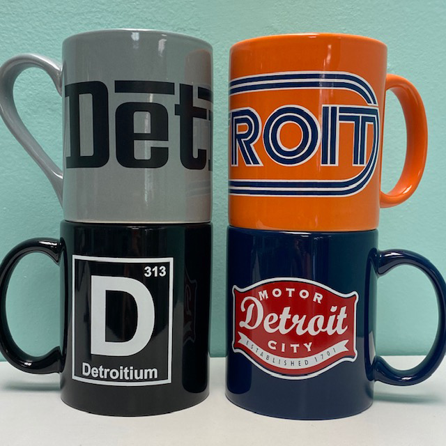 detroit mugs