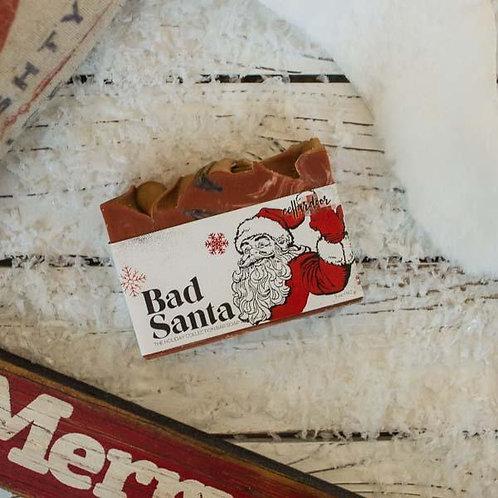 Bad Santa Bar Soap