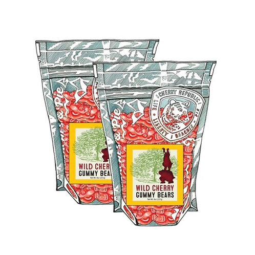 Cherry Republic Wild Cherry Gummy Bears
