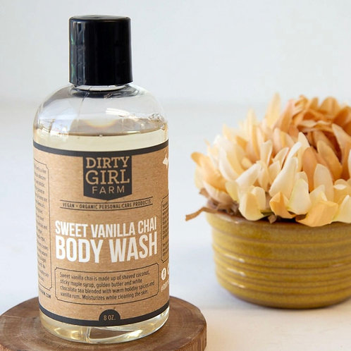 Sweet Vanilla Chai Body Wash