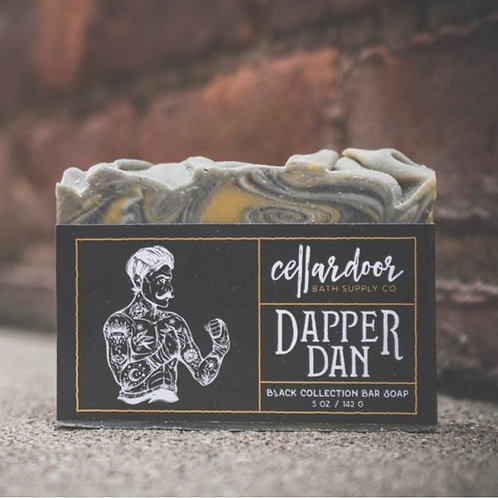 Dapper Dan Bar Soap