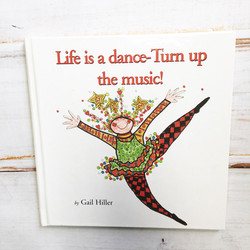 Life is a Dance Turn Up the Music