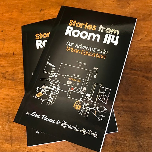 Stories From Room 114 - Soft Cover