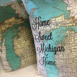 home sweet michigan home
