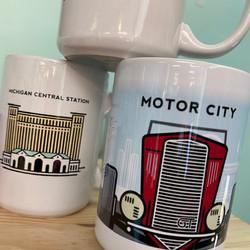 motor city mugs