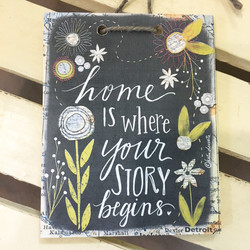 for moms writing their story