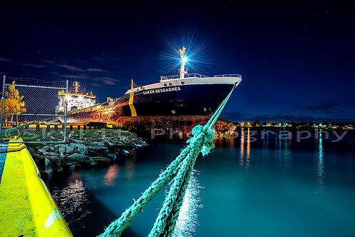Stunning Photography - Detroit & Ships