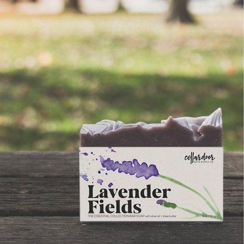 Lavender Fields Bar Soap