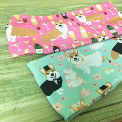 cute corgi headbands