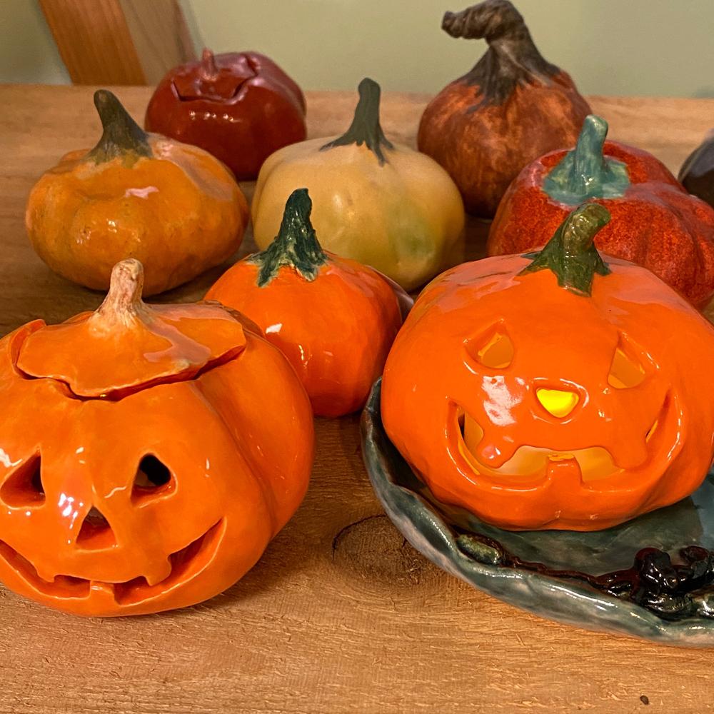 cute little pumpkins
