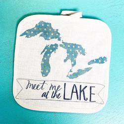 lake bound pot holder