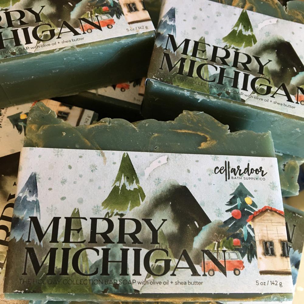 merry soap