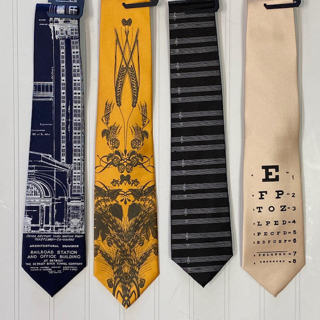 slick ties