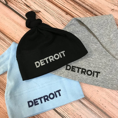 Detroit Shirt Co. Baby Caps