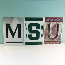 spell out any university