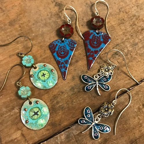 Spring Assorted Earrings