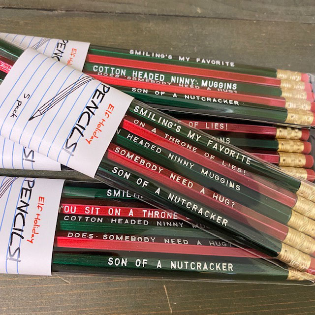 pretty funny pencils