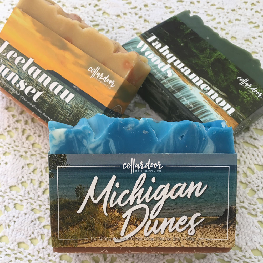 scents of your favorite places