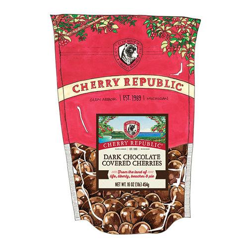Cherry Republic Dark Chocolate Covered Cherries