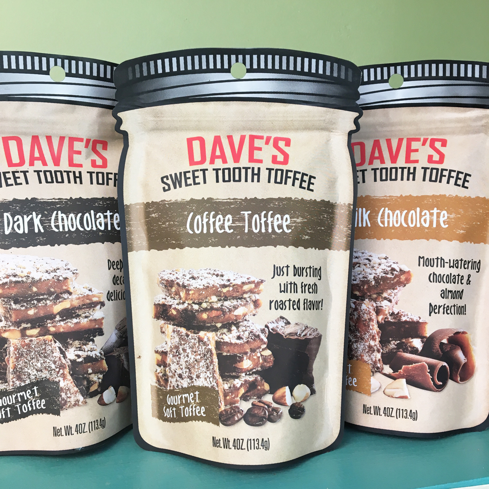 Dave's Sweet Tooth Toffee