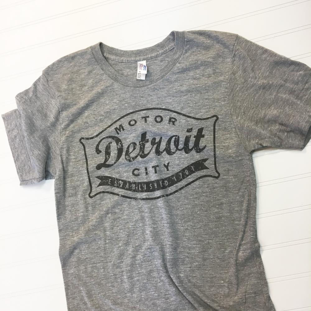 detroit shirt co