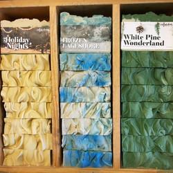 holiday soap